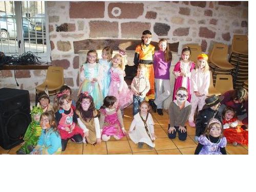 Association des parents d'élèves du R.P.I : LES ENFANTS D'ABORD