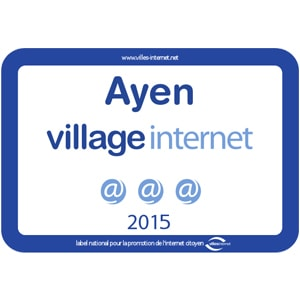 Ayen village internet 2015.